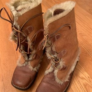 Cabela's Size 9M Real Leather Winer Boots
